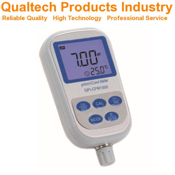 Portable Conductivity Meter